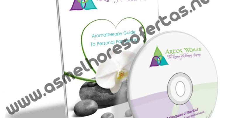 Photo of Livro e CD sobre Aromaterapia Grátis