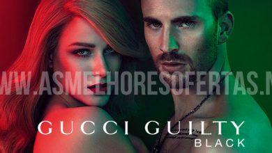 Amostra Gratuita de Perfume Gucci Guilty Black