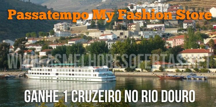 Ganhe 1 Cruzeiro no Rio Douro