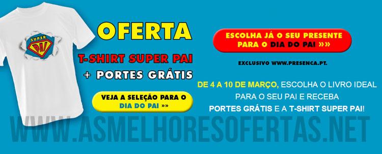 Photo of T-Shirt e Portes Grátis para celebrar o Dia do Pai