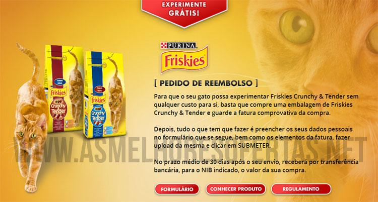 Photo of Experimente Grátis os Novos Friskies Crunchy & Tender