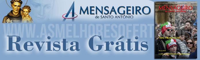 Revista Mensageiro de Santo António Grátis