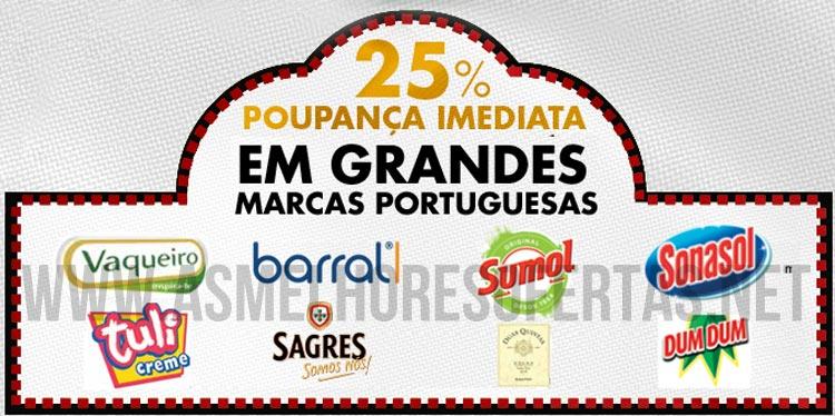 d643be086e335 As Melhores Ofertas   Grandes Marcas Portuguesas com 25% de Desconto ...
