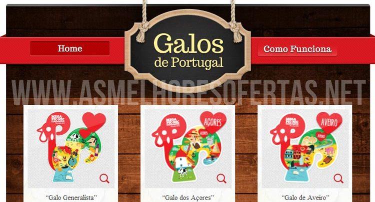 Passatempo Continente Galos de Portugal