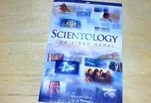 Recebemos os DVD da Cientologia
