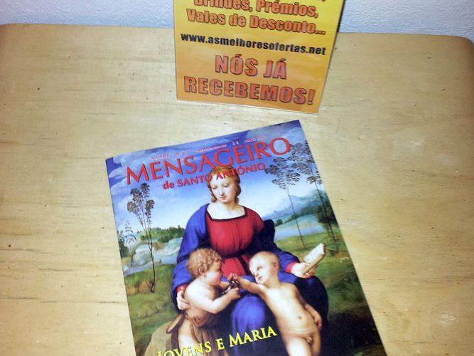 Revista O Mensageiro de Santo António