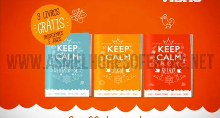 Photo of 3 Livros de Passatempos Grátis com a Revista Visão