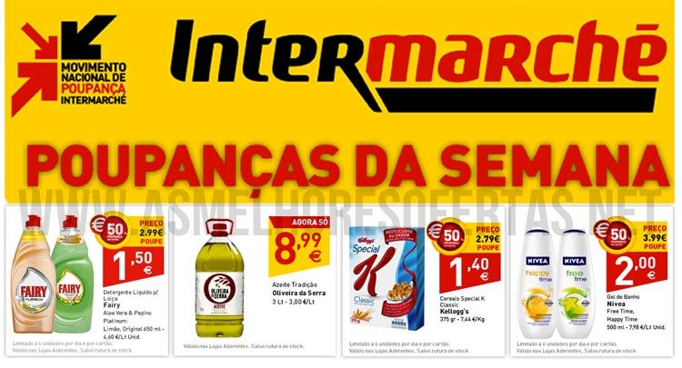 Photo of Mais Oportunidades de Poupança no Intermarché