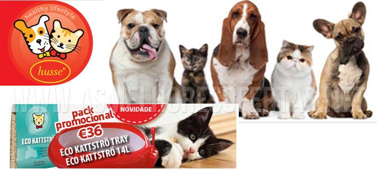 Photo of Amostras Grátis de Alimentos para Animais Husse
