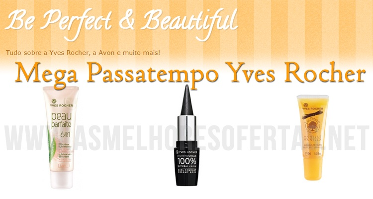 Passatempo Be Perfect & Beautiful