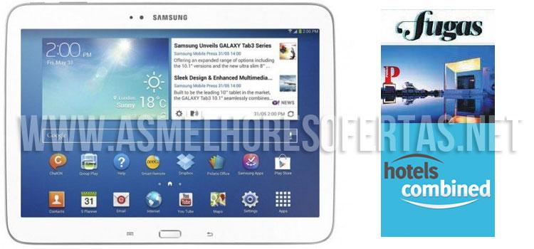 Photo of Ganhe 1 Samsung Galaxy TAB 3