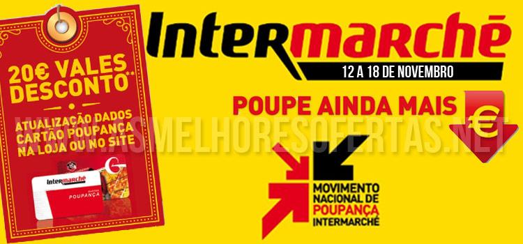 Folheto Intermarche 11 a 18 Novembro 2013