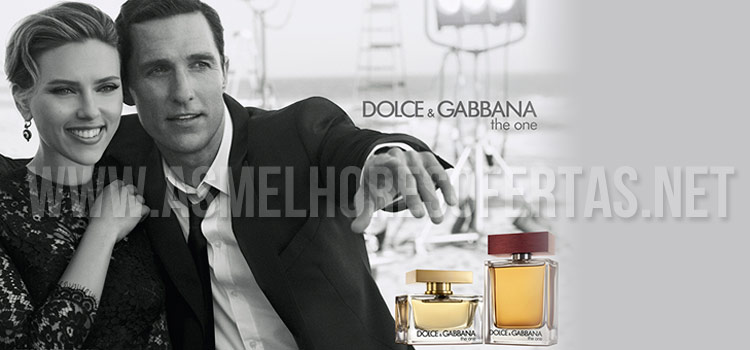 Amostra Grátis Perfume The One Dolce & Gabbana