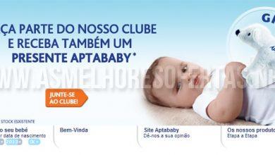Clube Aptababy dá Urso de Peluche