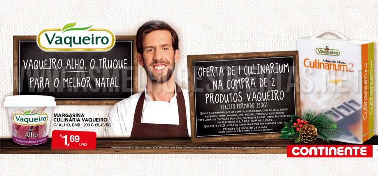 Consiga 1 Culinarium Vaqueiro Grátis