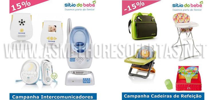 Photo of Descontos no Sítio do Bebé
