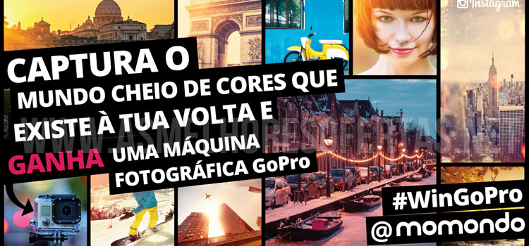 Photo of Passatempo Momondo – Ganha 1 GoPro