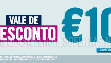 Vale de Desconto 10 Euros The Phone House