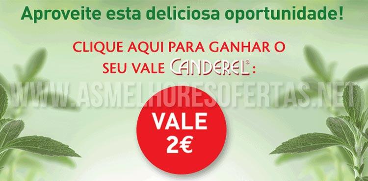 Photo of Vale de Desconto 2 euros Canderel Stevia