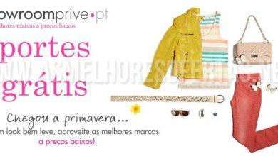Photo of Envios Grátis ShowroomPrivé