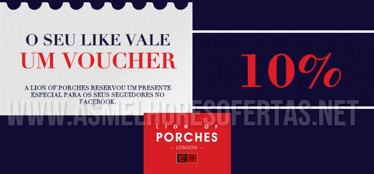 Photo of 10% de Desconto Lion of Porches