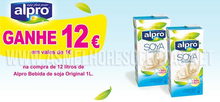 Photo of 12 Euros em Vales de Desconto Alpro