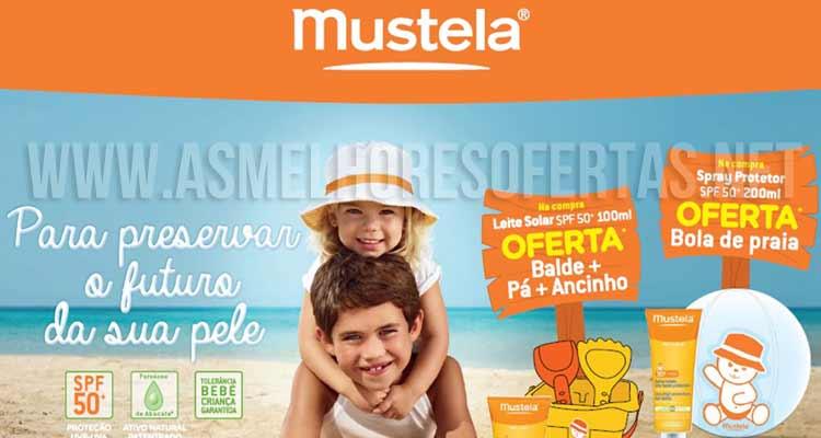 Photo of Ofertas Mustela Solar Verão 2014