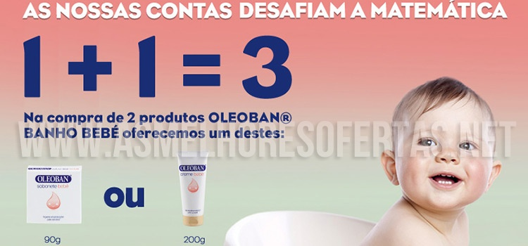 Photo of Campanha Oleoban Leve 3 Pague 2