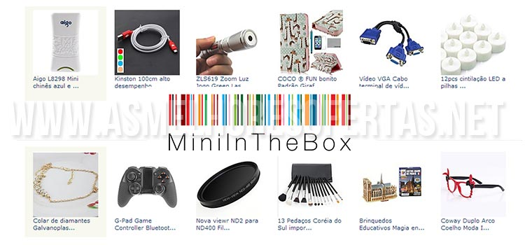 Oportunidades MiniInTheBox