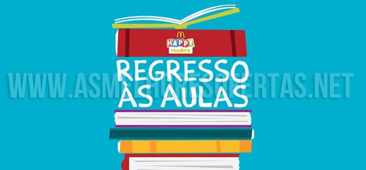 Photo of McDonald's dá Vales de Desconto Wook Livros Escolares