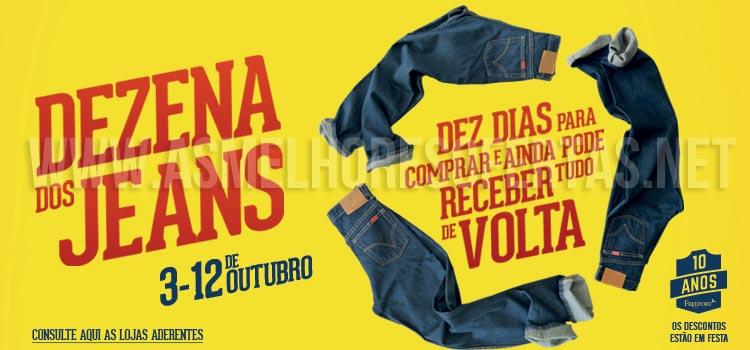 Dezena dos Jeans no Freeport