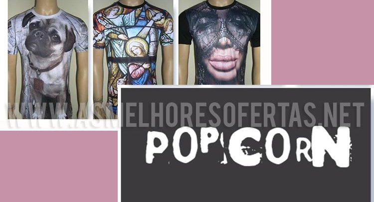 Photo of Passatempo T-Shirt PopCorn