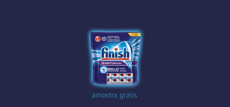 Photo of Amostra Grátis Finish Quantum