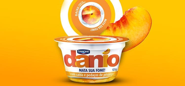 Photo of Desconto Danone Danio Pêssego
