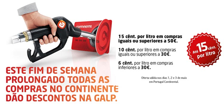 Photo of Até 15 Cêntimos de Desconto na GALP