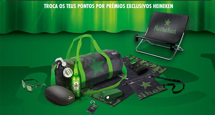Photo of Ganha Prémios com o Heineken StarClub