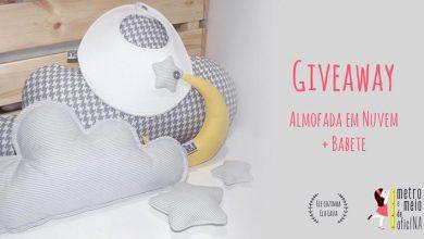 Giveaway: Almofada + Babete