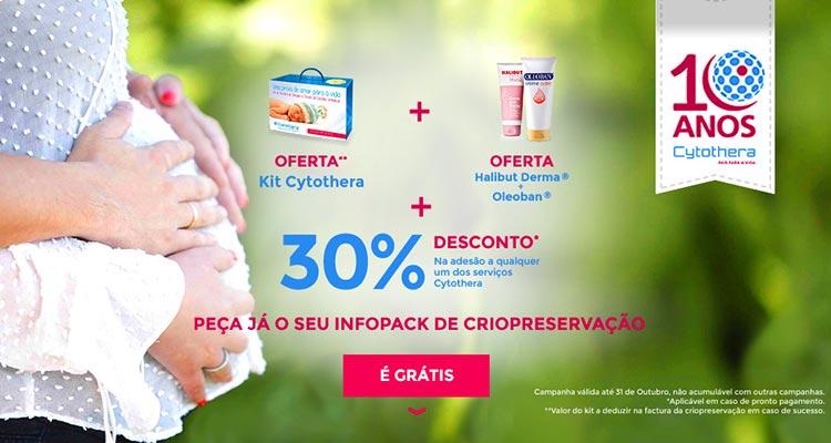 Photo of Kit de Informação Criopreservação Grátis
