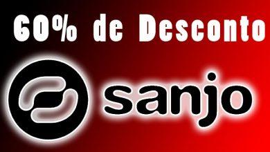 60% de Desconto Sanjo