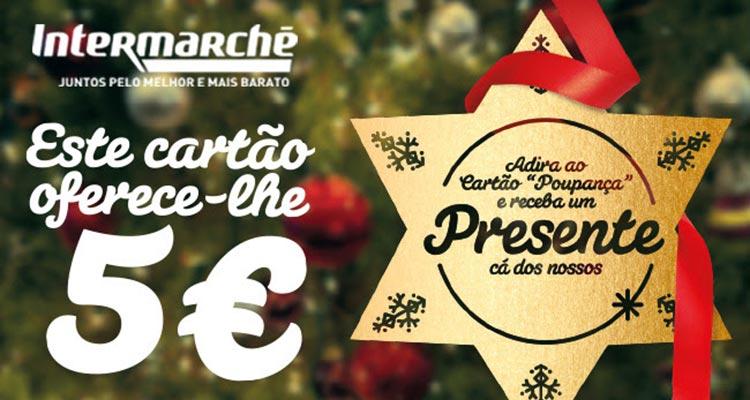 Photo of Cartão Poupança Intermarché Oferece 5 Euros