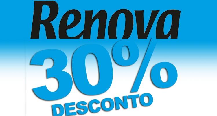 Photo of 30% de Desconto Essenciais Renova