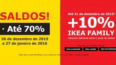 Ikea - Saldos de Inverno 2016