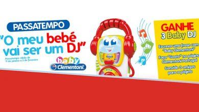 Passatempo Clementoni Bebé DJ