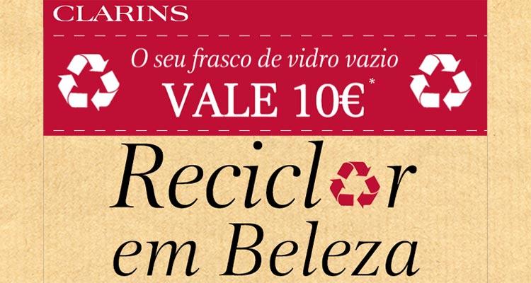 Photo of Vale de Desconto Clarins 10 Euros