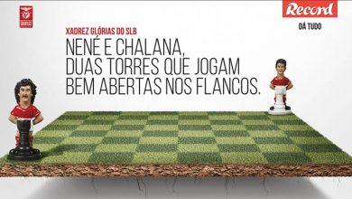 Xadrez do Benfica Grátis