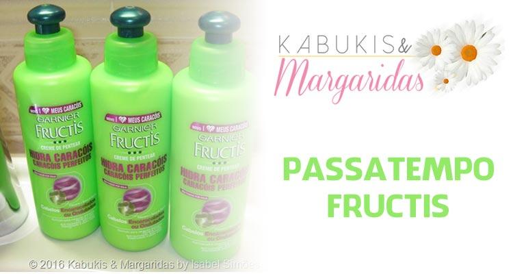 Passatempo Kabukis Fructis