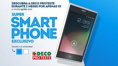 Smartphone Grátis DECO