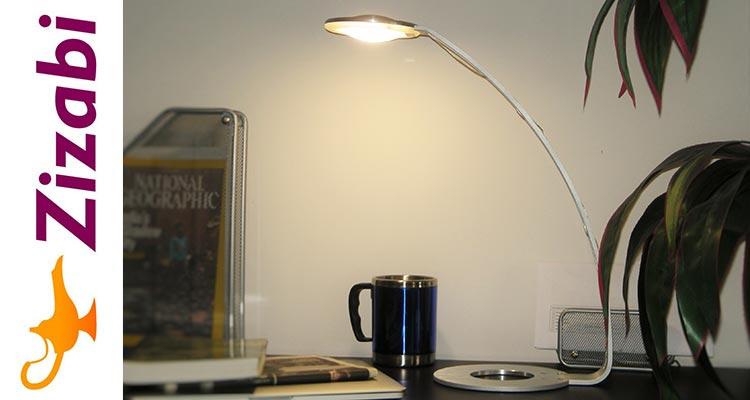 Photo of Ganha 1 Candeeiro LED de secretária