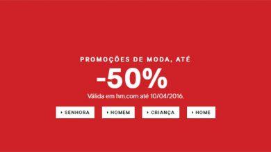 Promoções H&M Midseason