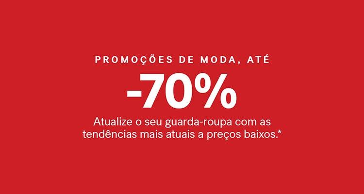 Photo of Descontos H&M até 70%
